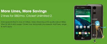Here are the best Cricket Wireless plans from no data to unlimited