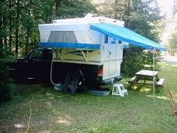 Plans To Build Unique Pop Up Truck Camper RV Truck Tent