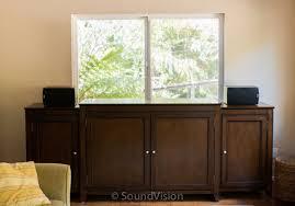 Hidden TV Lift Cabinet