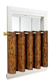 Door Bead Curtains Target by Curtains Natural Bamboo Curtain For Tropical Style Decorating