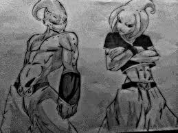 Majin Lamp X Reader by Buu Crazy About You By Naruto Warriors Oc On Deviantart