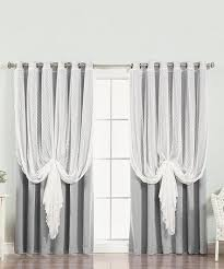 Gray Ruffle Blackout Curtains by Best 25 Blackout Curtains Ideas On Pinterest Window Curtains