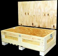 Wooden Crate Solutions Custom