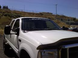 Window Decals For Cars Custom, | Best Truck Resource