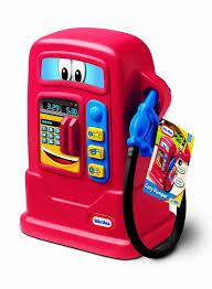 100 Little Tikes Classic Pickup Truck Cozy Pumper Toy Gas Pump Slickdealsnet