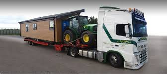 Mobile Home Caravan & Abnormal Load Transportation in South West
