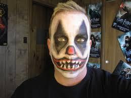 Scary Clown Pumpkin Stencils Free by Clown Makeup Tutorial Costume Ideas Pinterest Clown Makeup