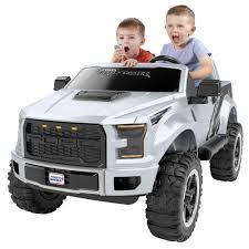Power Wheels Ford F-150 Raptor Extreme, Silver - Walmart.com Amazing Power Wheels Ford F150 Extreme Sport Truck Toys 2016 Ecoboost Pickup Truck Review With Gas Mileage Amazoncom Lil Games Inspirational Fisher Price Ford F 150 Power Wheels Lifted Usps Toy We Review The The Best Kid Trucker Gift Fire Engine Jeep 12v Fisherprice Race Dodge Ram Vs Ford150 Raptor Youtube Silver Walmartcom