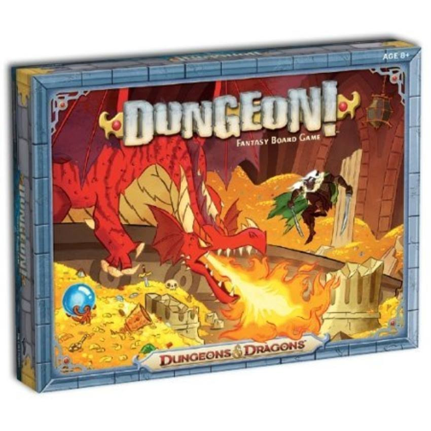 Dungeons and Dragons Fantasy Board Game