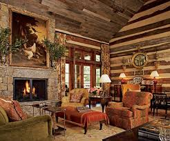Lots Of Wood What Makes The Rustic Style