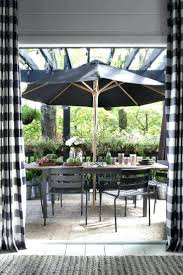 Offset Patio Umbrella With Mosquito Net by Aryanpour Page 18 Wall Mounted Patio Umbrella Patio Furniture