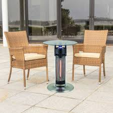 Lynx Natural Gas Patio Heater by Patio Infrared Heater