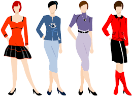 Edrawsoft Images Fashion Vectorgir