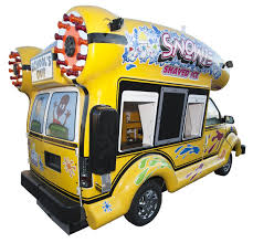 100 Shaved Ice Truck For Sale The Snowie Bus On Wheels