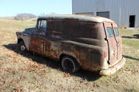 1957 Chevy 3100 Panel Truck Rat Rod Project Truck - Used Chevrolet ... 9 Sixfigure Chevrolet Trucks 3100 Pickup V8 Project 1957 Pickup For Sale Classiccarscom Cc1035770 Rare Napco 4x4 Shortbed Stepside Project Gmc Panel Truck Hot Rod Network 12 Ton 502 Sale On Chevy Cameo Classic