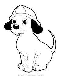 Dog Preschool Template