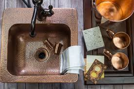 Bar Sink by The Seurat Copper Bar Sink Designing With The Sink In Mind