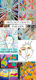 Tired Of Kid Crafts Introduce Them To The Arts Check Out This Inspirational For Kids