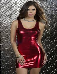 red shiny dress promotion shop for promotional red shiny dress on