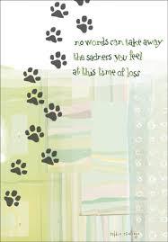 100 Robbin Rawlings Pet Sympathy CardPU407