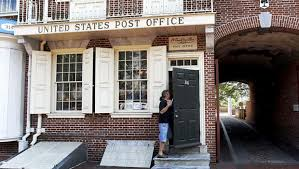 Post office in Ben Franklin house may close CBS News