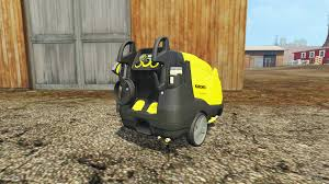 High Pressure Washer Hds 7 by Hds 9 18 4 M For Farming Simulator 2015