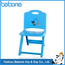 100 Blue Plastic Folding Chairs Manufacturer Supply Living Room Furniture Baby Chair