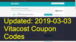 Vitacost Coupon Codes: 27 Valid Coupons Today (Updated: 2019-03-19) Discount Vitamins Supplements Health Foods More Vitacost Shipping Code Money Off Vouchers 50 Off Skinny Bunny Tea Promo Codes Coupons Verified 22 August Supplement Warehouse Coupon Reserve Myrtle Beach Best Code Extension Life Herbals Lindsays Beauty Counter Thrive Market Review Bodybuildingcom Promocode Find Steak N Shake Near Me Extra Credit Coupons Cvs Photo April 2018 Overstock 20 120 Perfume How Can You Tell If That Coupon Is A Scam Card Papa John 90 Off Braindumpsbiz 2019