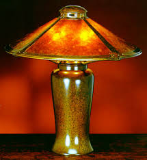 Mica Lamp Shade Company by Mica Copper Lamps Mica Lamps 001 Milkcan Table Lamp
