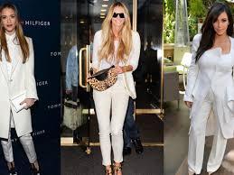 pantalon blanc comment le porter en toute sérénité