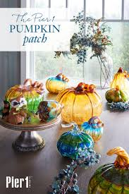 Pumpkin Patch Ct 2015 by Visit The Pier 1 Pumpkin Patch With Their Lustrous Gleam And