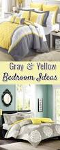 Yellow And Gray Bedroom Ideas by Best 25 Yellow Master Bedroom Ideas On Pinterest Yellow Spare