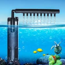 aquarium 300l h filtre à eau et puits de pétrole pompe