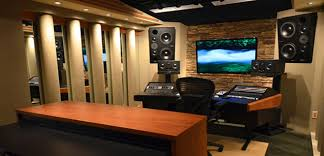 Green Professional Recording Studio Construction Capital CM LLC