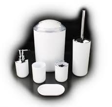 badzubehör sets 6tlg badset badezimmer 24 design set
