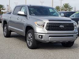 100 Truck Accessories Orlando New 2019 Toyota Tundra Platinum CrewMax In 9830052 Toyota