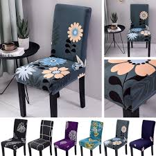 US $0.7 40% OFF|1/2/4PC Floral Printing Stretch Elastic Chair Covers  Spandex For Wedding Dining Room Office Banquet Housse De Chaise Chair Cover  On ... Ding Set Makeover In Ascp Paris Grey Party Rent Rental For Events And Hospality Jf Chair Covers Excellent Quality Chair Covers Delivered Tips To Mix Match Room Chairs Successfully Ikea Henriksdal With Long Cover Dark Brown Orrsta Slipcovers Sets Stretch Fniture Buy Online Singapore Hipvan Rooms Rugs Ideas Decorating For Small Spaces 18 Best Paint Colors Modern Color Schemes Century Lamps Fuse Fascating Target Table Us 07 40 Off124pc Floral Prting Elastic Spandex Wedding Office Banquet Housse De Chaise Cover On Are Dark Green Walls The New White Short Answer We