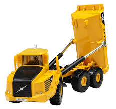 100 Articulating Dump Truck Amazoncom 187 Scale Construction Equipment Vehicle Moveable