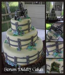 Tractor Cake Toppers For Wedding Cakes