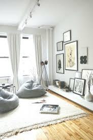 gemütliche sitzecke zum entspannen im wohnzimmer entspannen