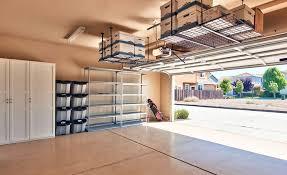 Garage Storage Ideas Cabinets Racks & Overhead Designs
