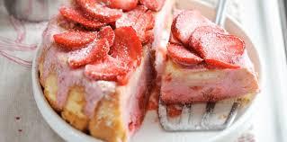 jeux de cuisine de aux fraises aux fraises facile et pas cher recette sur cuisine