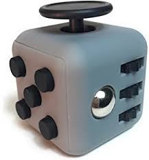 Fidget Cube Toy Stress And Anxiety Relief For Children Adults Helps Focus Concentration