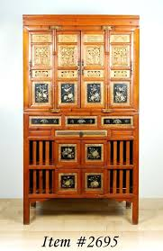 Antique Kitchen Pantry Cabinet Check Out Those Carved Wood Doors And The