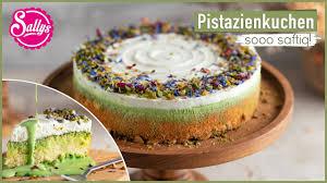 pistazienmilch torte frühlingstorte ramadan rezepte sallys welt