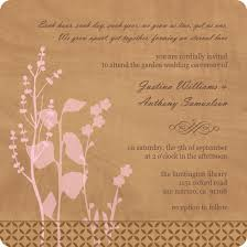 Incredible Rustic Wedding Invitation Wording Photos Interior In
