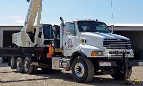 National 18142 40-ton Boom Truck On Sterling LT9501 For Sale Trucks ...