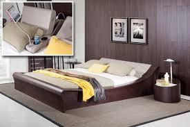 California king bed bobs furniture