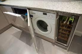 Ikea Küchenschrank Für Waschmaschine So Integrieren Sie Eine Waschmaschine In Eine Küche