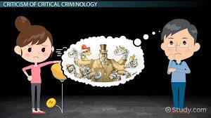 Critical Criminology Definition False Beliefs